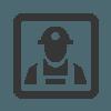 Handyman service icon