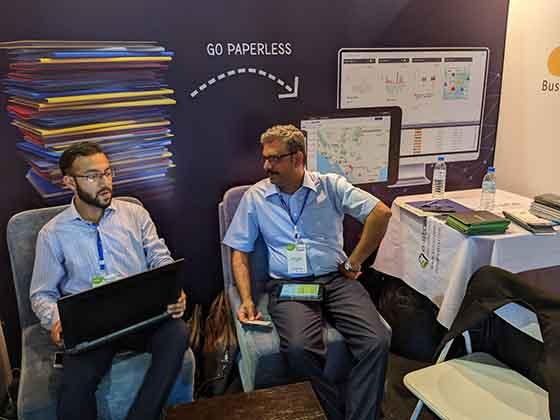 e-strats as exhibitor